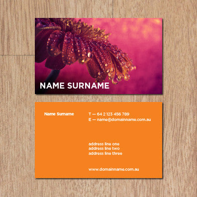 Image of business card design BF45608286-1