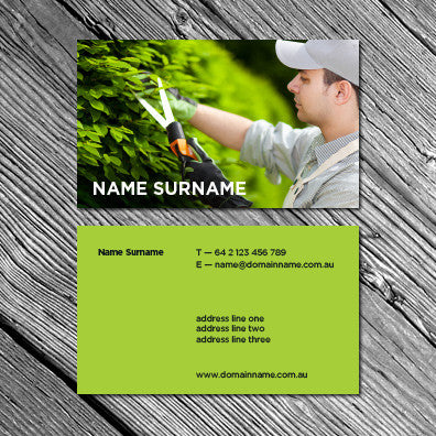 Image of business card design BF52264684-1