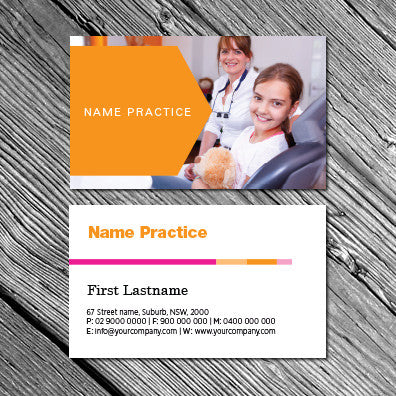 Image of business card design BF54435807-2