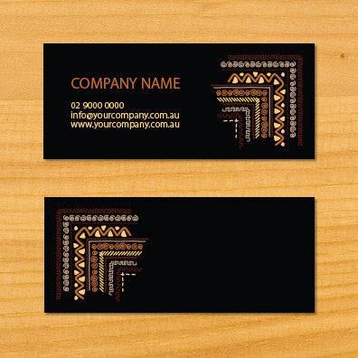 Image of business card design BF55437253-2-5