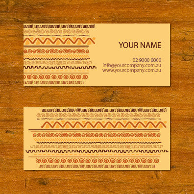 Image of business card design BF55437253-3-5
