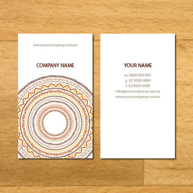 Image of business card design BF55437253-5-5