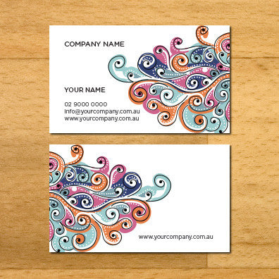Image of business card design BF55727639-2-5