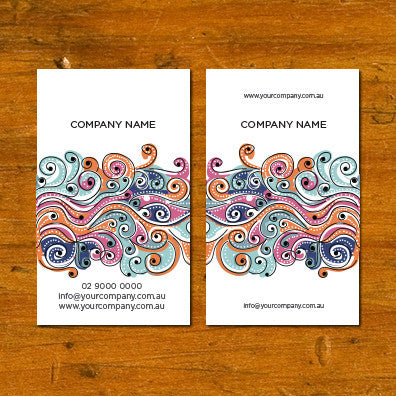 Image of business card design BF55727639-3-5
