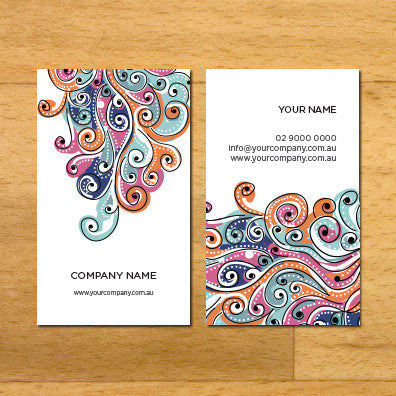 Image of business card design BF55727639-4-5