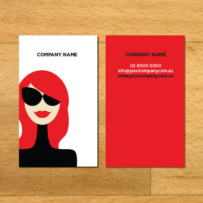 Image of business card design BF57270029-2-5