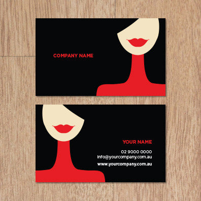 Image of business card design BF57270029-4-5