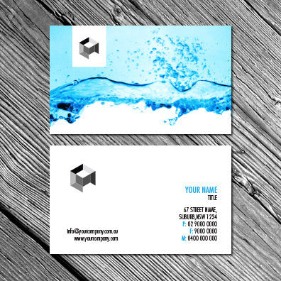 Image of business card design BF57954146-5