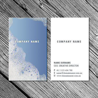 Image of business card design BF59247860-1