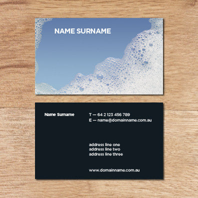 Image of business card design BF59247860-2