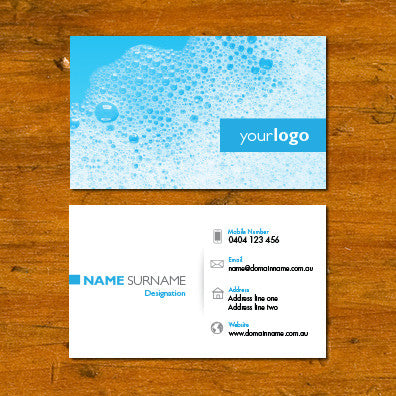 Image of business card design BF59247860-4