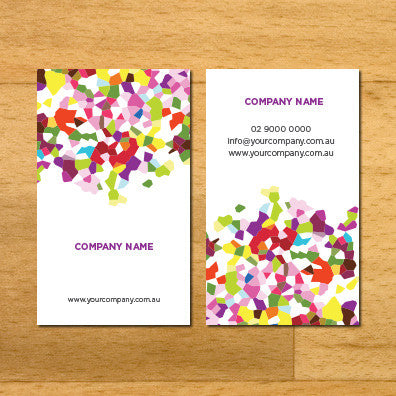 Image of business card design BF60471284-2-4