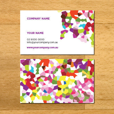 Image of business card design BF60471284-4-4