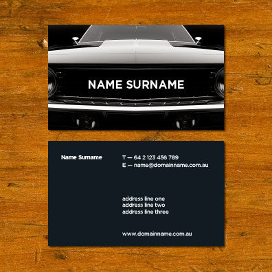 Image of business card design BF60908094-1