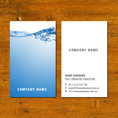 Image of business card design BF61298087-1