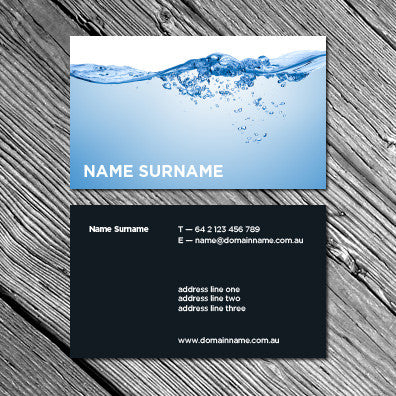 Image of business card design BF61298087-3
