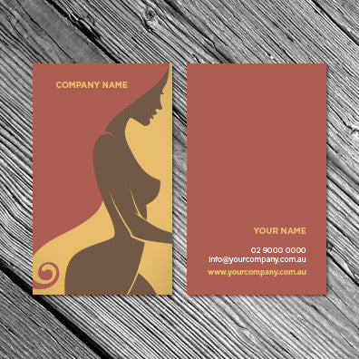 Image of business card design BF61305937-3-4