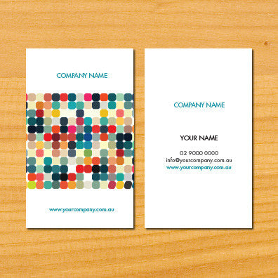 Image of business card design BF62131832-3-4