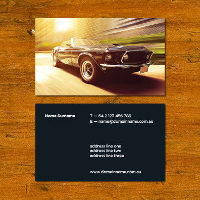 Image of business card design BF64407061-3