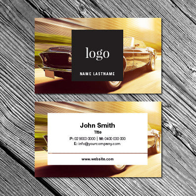 Image of business card design BF64407061