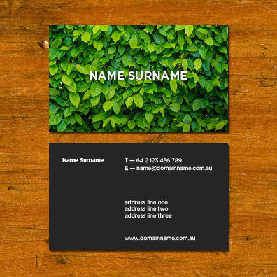 Image of business card design BF64531529-1