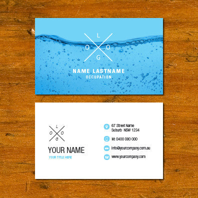Image of business card design BF64818961-4