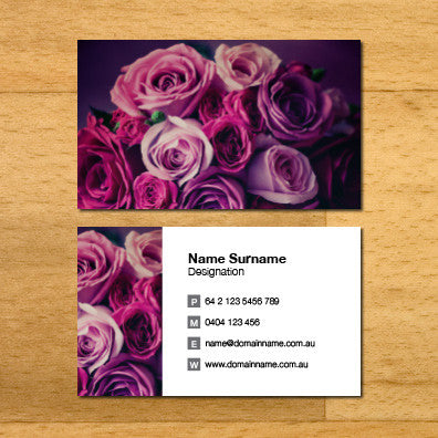 Image of business card design BF65576292-2