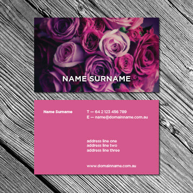 Image of business card design BF65576292-4