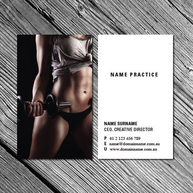 Image of business card design BF66189548-1