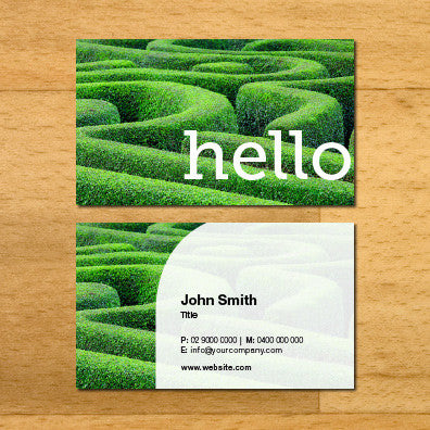 Image of business card design BF661971301-4