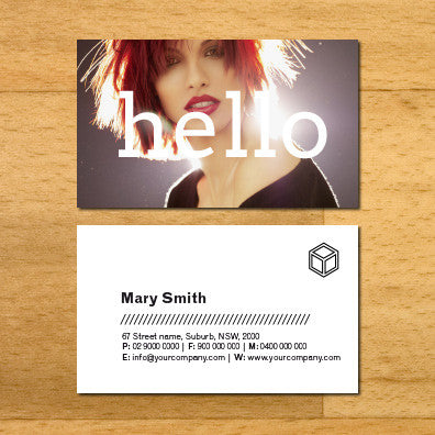 Image of business card design BF67635362