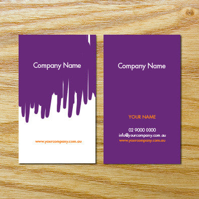 Image of business card design BF68751702-4-5
