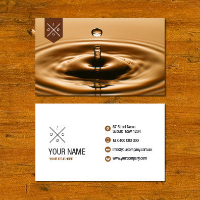 Image of business card design BF69293444-4