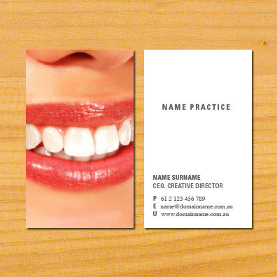 Image of business card design BF69820432-1