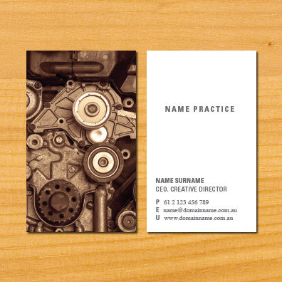 Image of business card design BF69980320-1