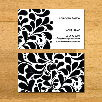 Image of business card design BF70296938-2-4