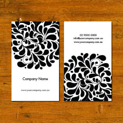 Image of business card design BF70296938-3-4