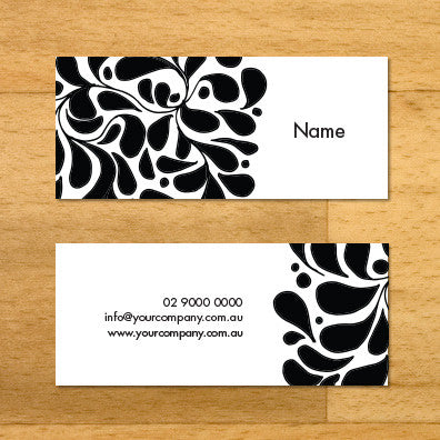 Image of business card design BF70296938-4-4