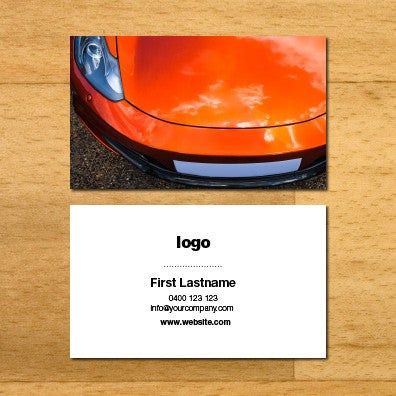 Image of business card design BF70767543-2