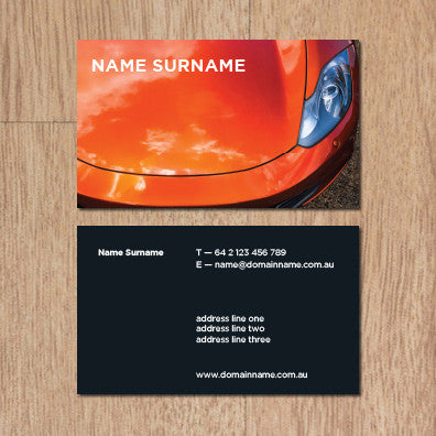 Image of business card design BF70767543-3