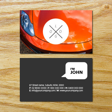 Image of business card design BF70767543