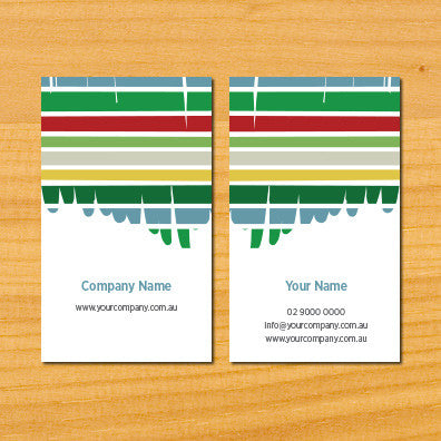 Image of business card design BF70794313-2-5