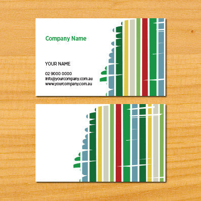Image of business card design BF70794313-3-5