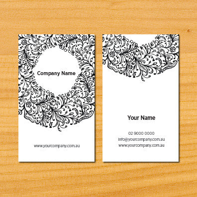 Image of business card design BF70794771-3-5