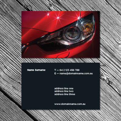 Image of business card design BF70908451-4