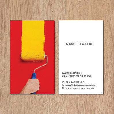 Image of business card design BF71061242-1