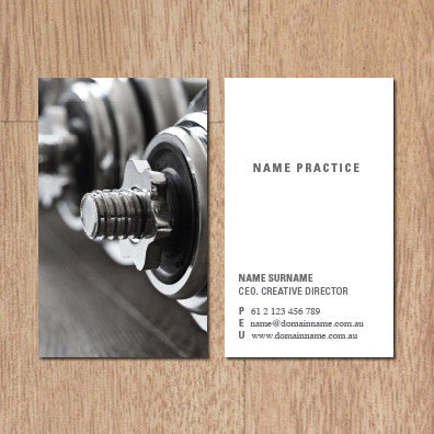Image of business card design BF71762455-1