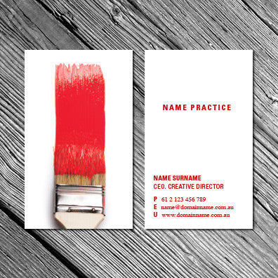 Image of business card design BF72461236-1