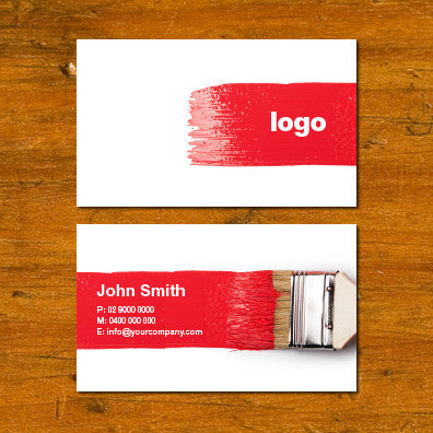 Image of business card design BF72461236-2