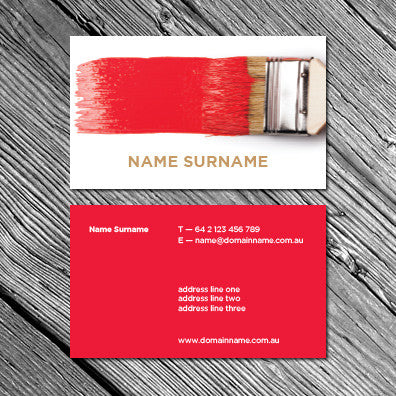 Image of business card design BF72461236-4